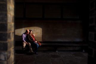 Haileybury College engagement photography